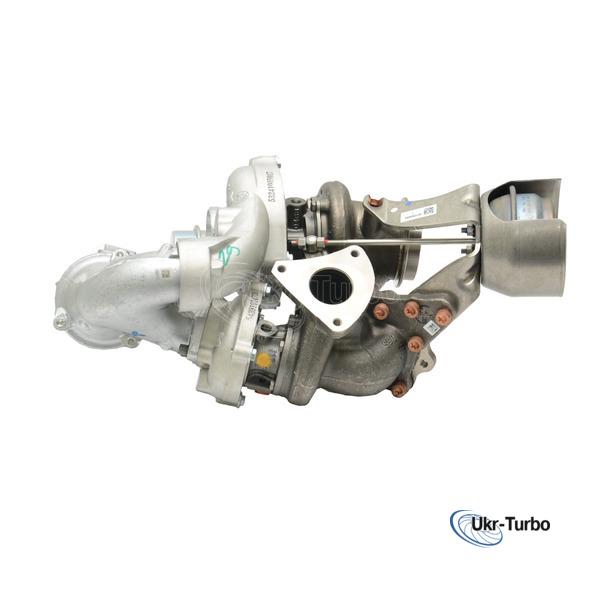 R2S Turbo BorgWarner 10009900074 - фото