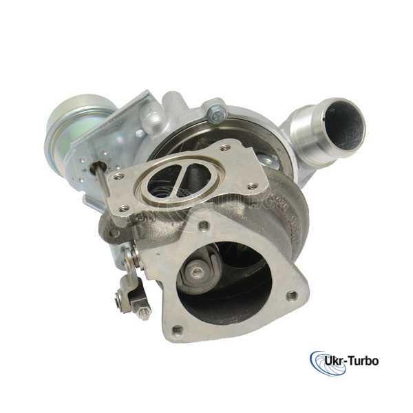 Turbocharger BorgWarner 53039880425 - фото 2