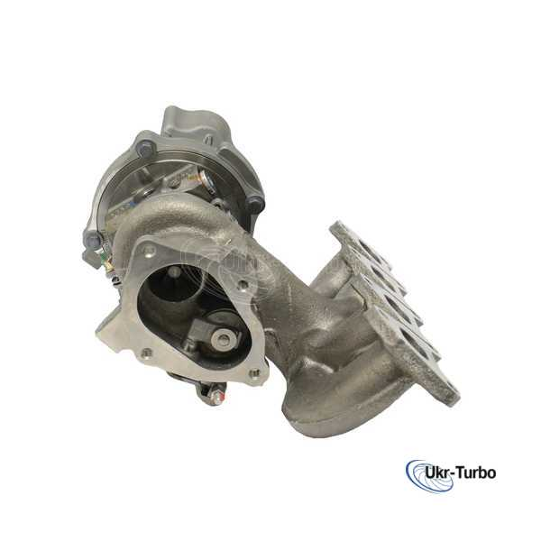 Turbocharger BorgWarner 53039880459 - фото 2