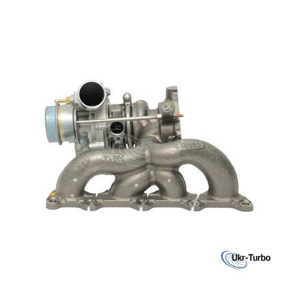 Turbocharger BorgWarner 53039880459 - фото 3
