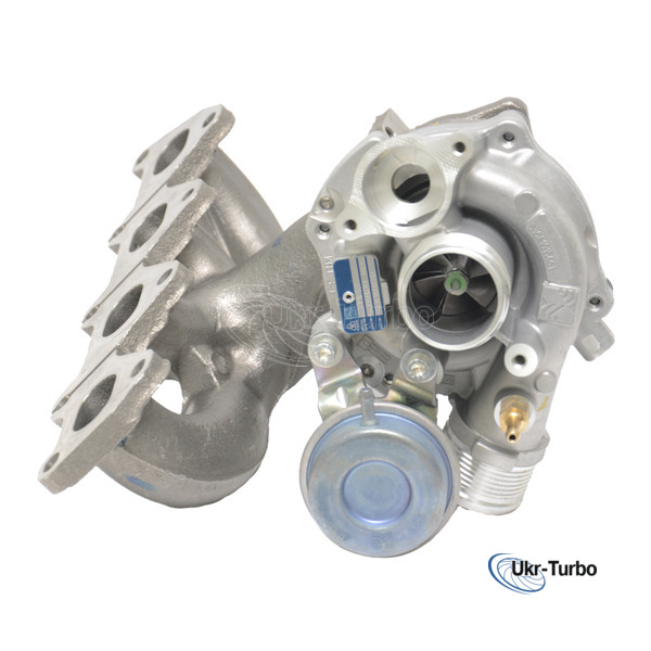 Turbocharger BorgWarner 53039880459 - фото 4