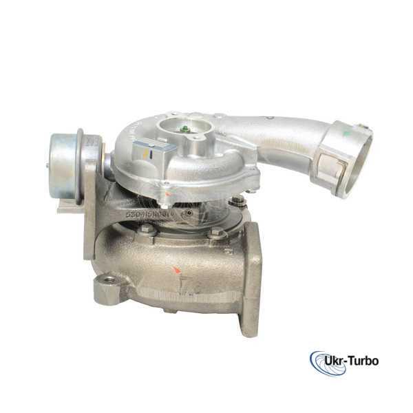 Turbocharger BorgWarner 53049880032 - фото 2