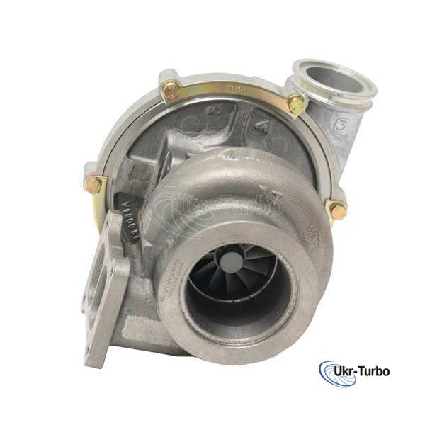 Turbocharger BorgWarner 53299886913 - фото 2