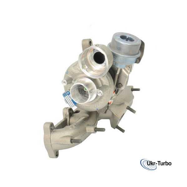 Turbocharger BorgWarner 54399880057 - фото