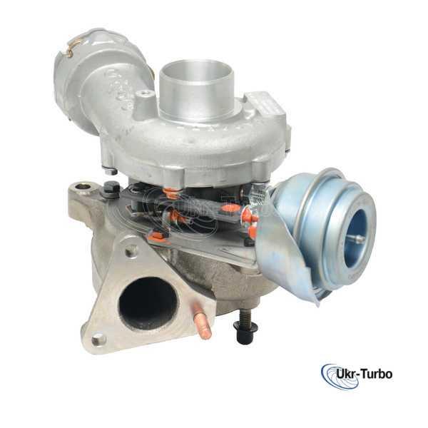Turbocharger Garrett 717858-5010S - фото 1