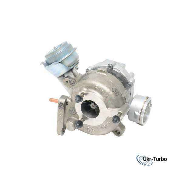Turbocharger Garrett 717858-5010S - фото 2