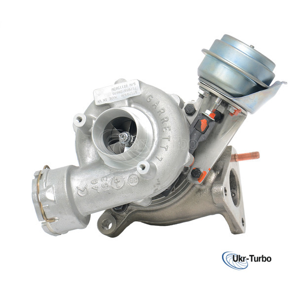 Turbocharger Garrett 717858-5010S - фото 3