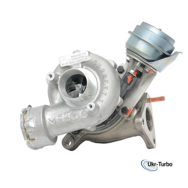 Turbocharger Garrett 717858-5010S - фото 4